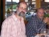 Reto Schachtler und Walter Metz