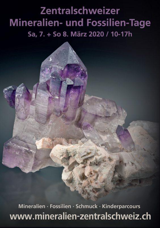 Zentralschweizer Mineralien- und Fossilien-Tage